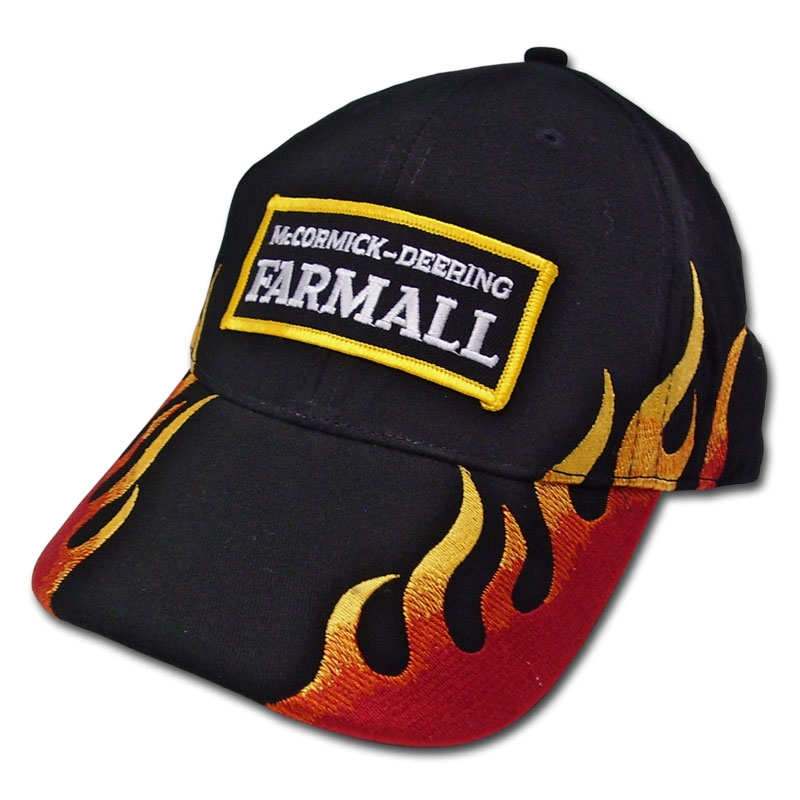 Farmall Flame Cap
