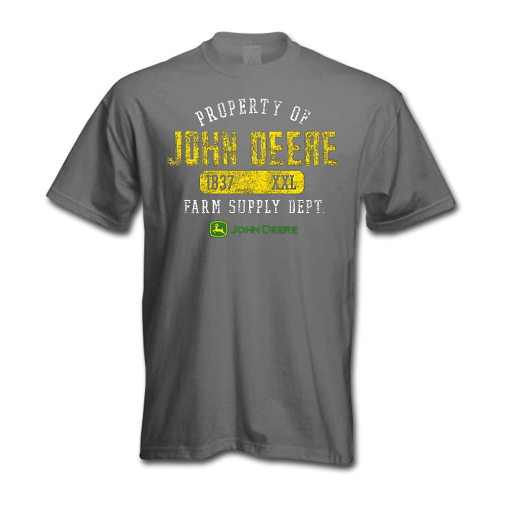 John Deere Farm Supply Dept T-Shirt