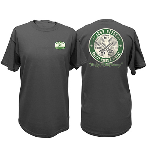 John Deere Quality Parts & Service T-Shirt