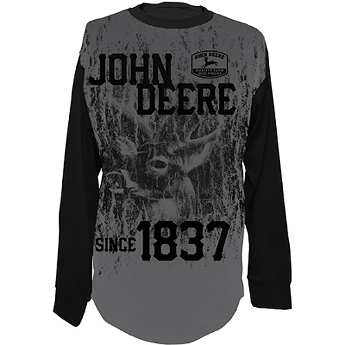 John Deere Since 1837 Long Sleeve Shirt