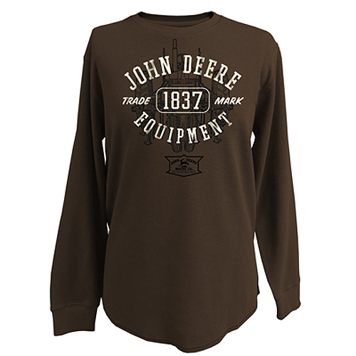 John Deere Trade Mark Long Sleeve Thermal