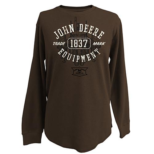 John Deere Trade Mark Long Sleeve Thermal