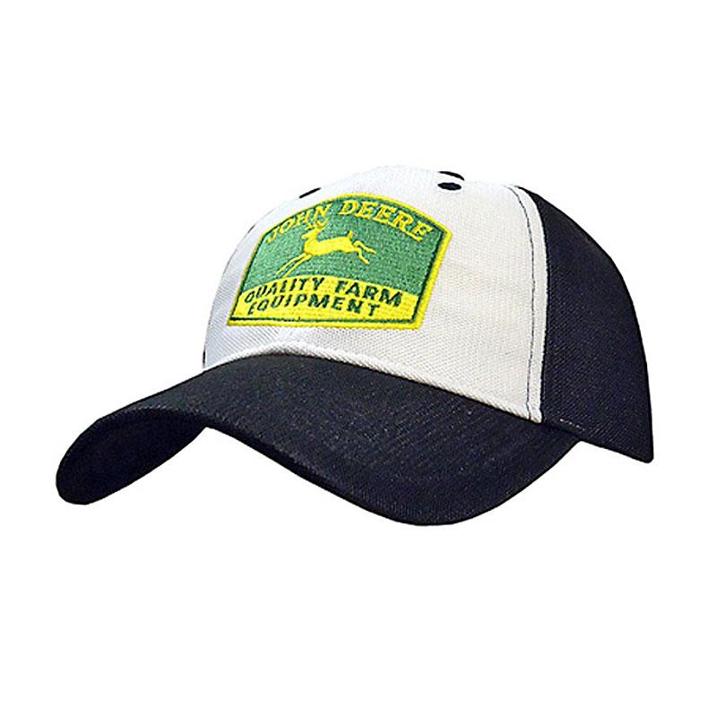 John Deere Vintage Patch Cap