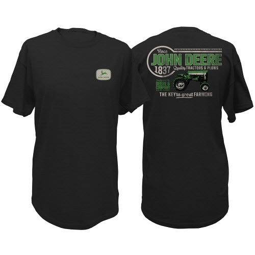 John Deere The Key Tee