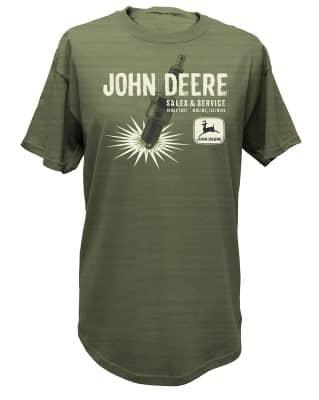John Deere Sales & Service T-Shirt