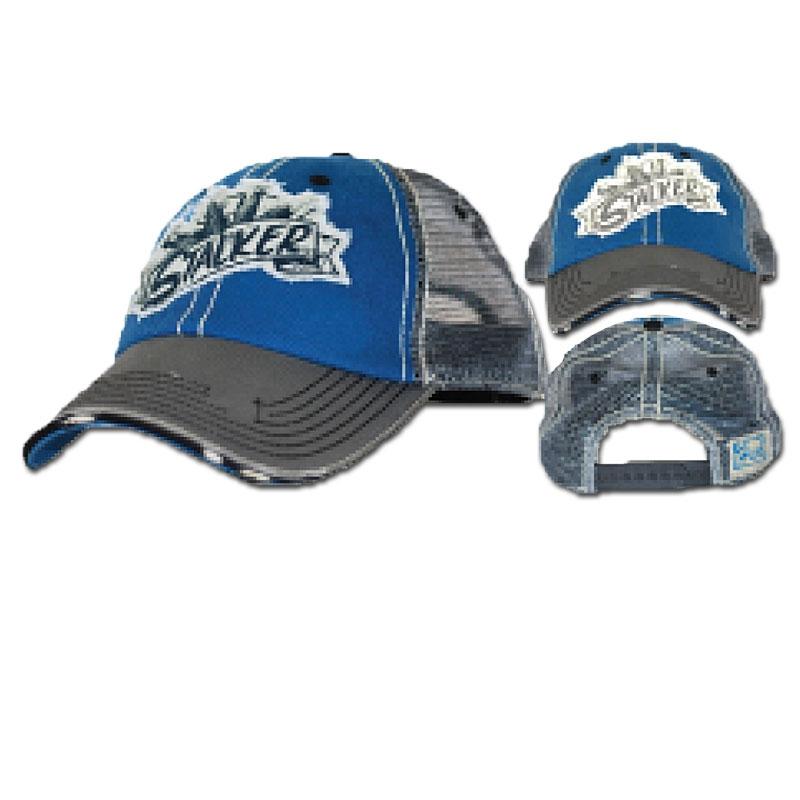 ffcdf76a1368e Hick Brand Stalker Mesh Baseball Cap