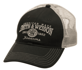S&W American Made Firearms Mesh Baseball Hat