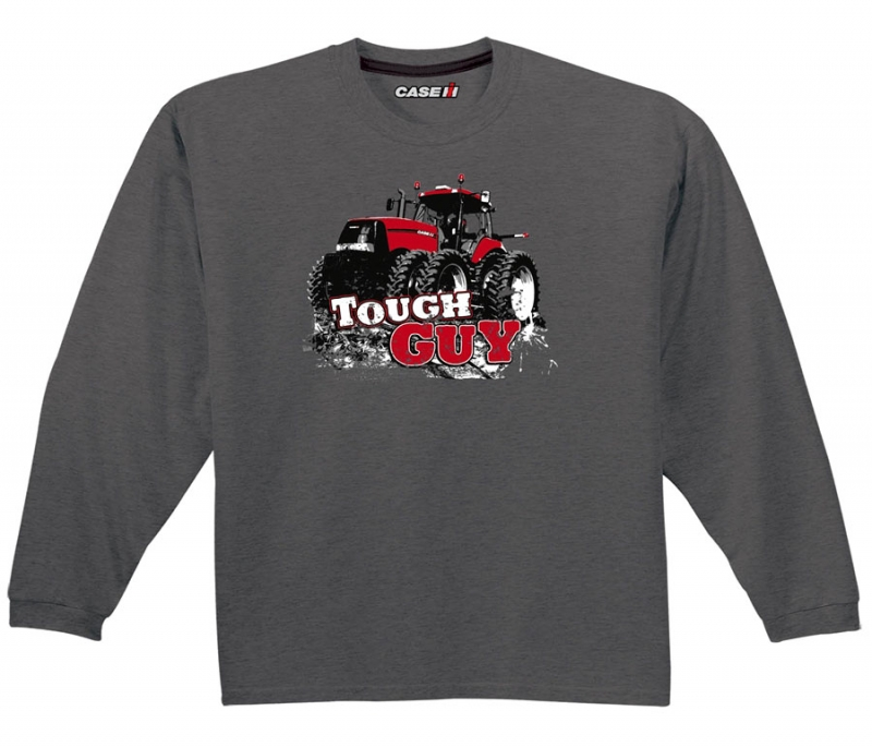 Case IH Tough Guy Long Sleeve T-Shirt