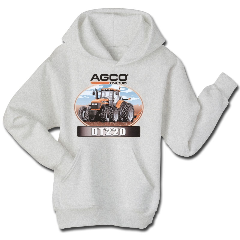 AGCO DT220 Tractor Hoodie