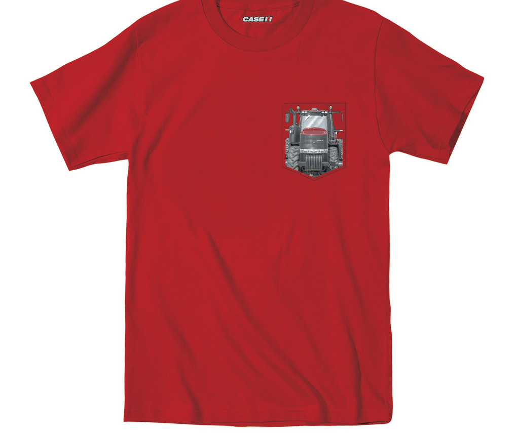 Case IH Magnum Front Pocket T-Shirt