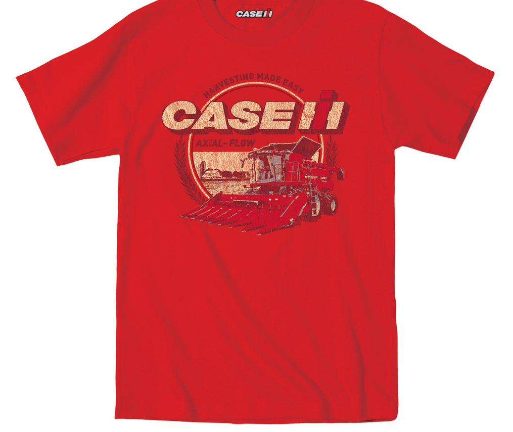 Case IH Axial Flow Circle T-Shirt