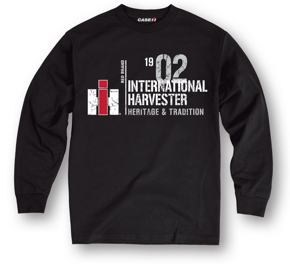 IH Centerline 1902 Long Sleeve T-Shirt
