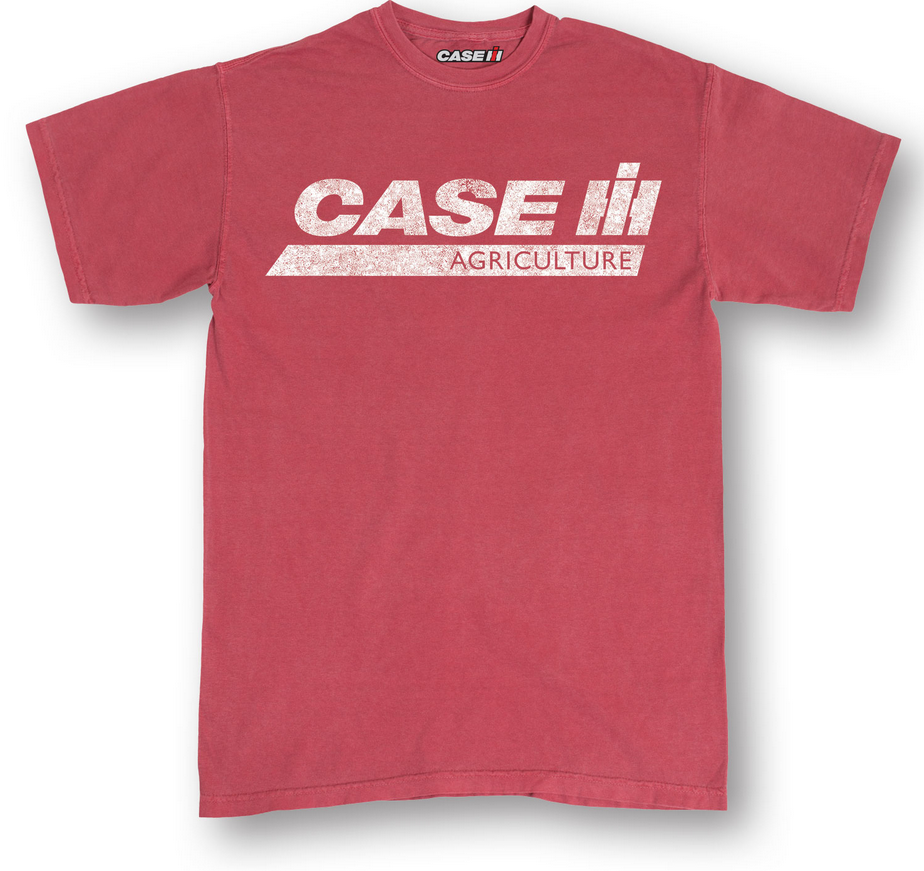 Case IH Worn Ag Logo T-Shirt