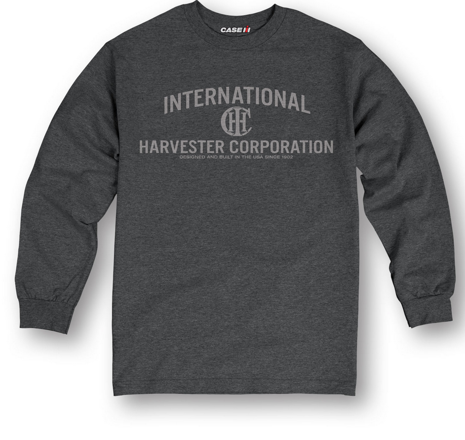 IHC Vintage Logo Long Sleeve T-Shirt