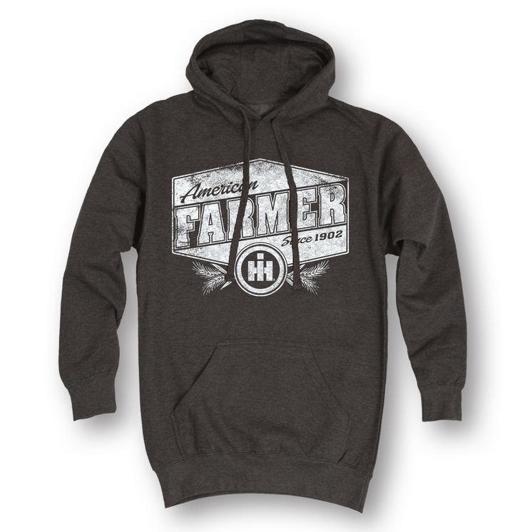 IH American Farmer Hooded Pullover
