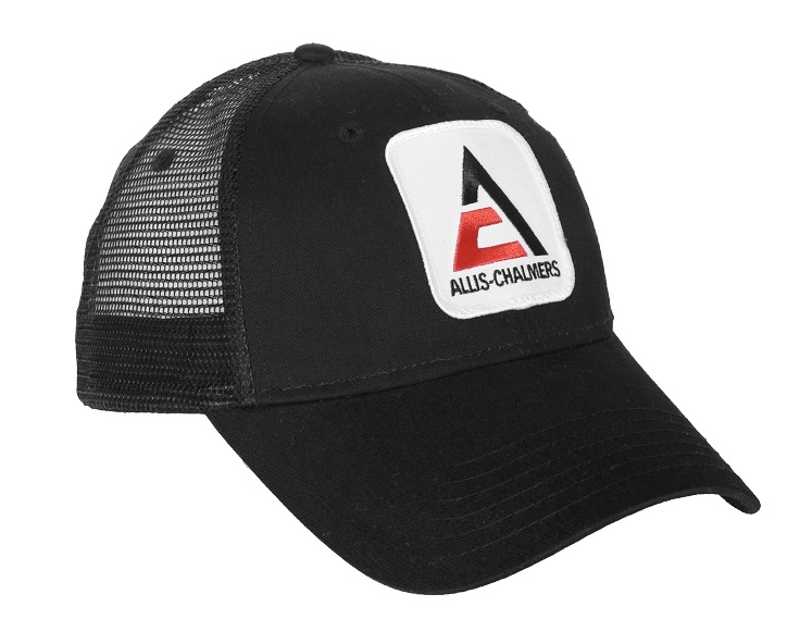 Allis Chalmers Triangle Logo with Mesh Back Hat