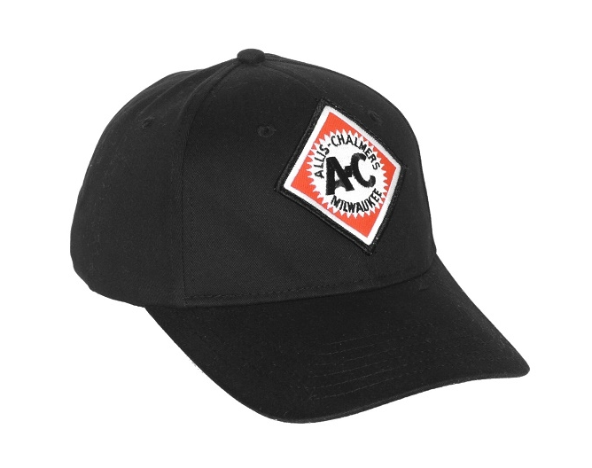 Allis Chalmers Diamond Logo with Solid Back Hat