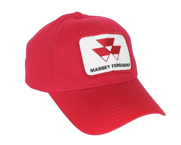 Massey Ferguson Red Hat