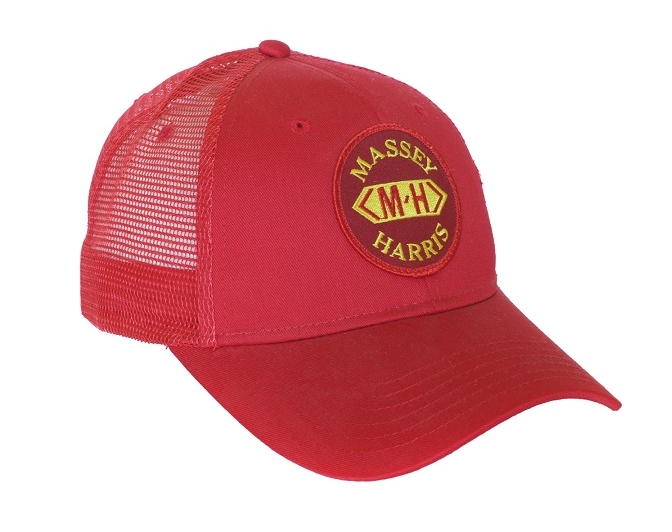 Massey Harris Red Trucker Hat