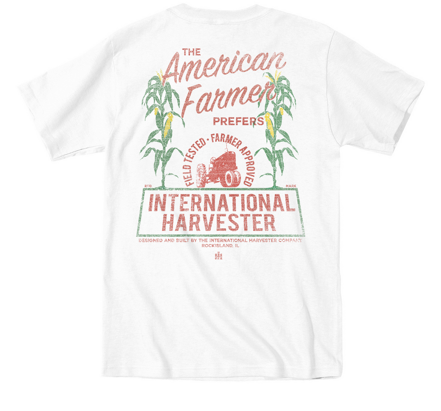 IH American Farmer Field Tested T-Shirt