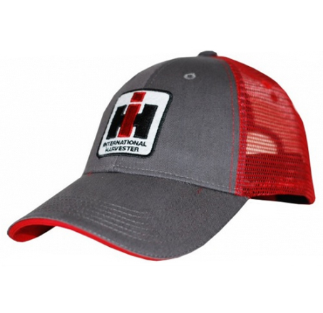International Harvester Two Tone Mesh Back Cap