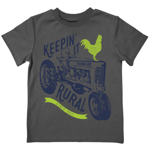 Farm Boy Keepin' it Rural Tee