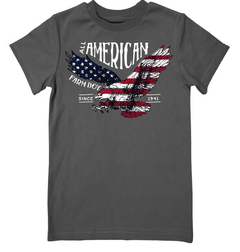 Farm Boy All American Tee