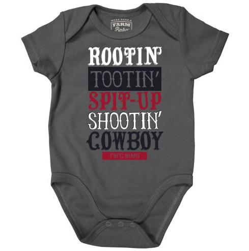 Farm Boy Rootin' Tootin' Cowboy