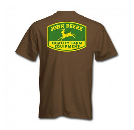 John Deere Quality Farm Equipment T-Shirt