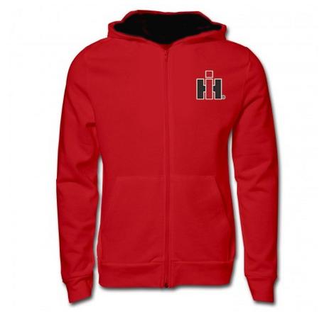 IH Logo Zip Hoodie