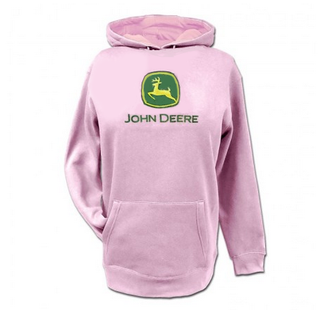 John Deere Infants And Toddlers Logo Hoodie