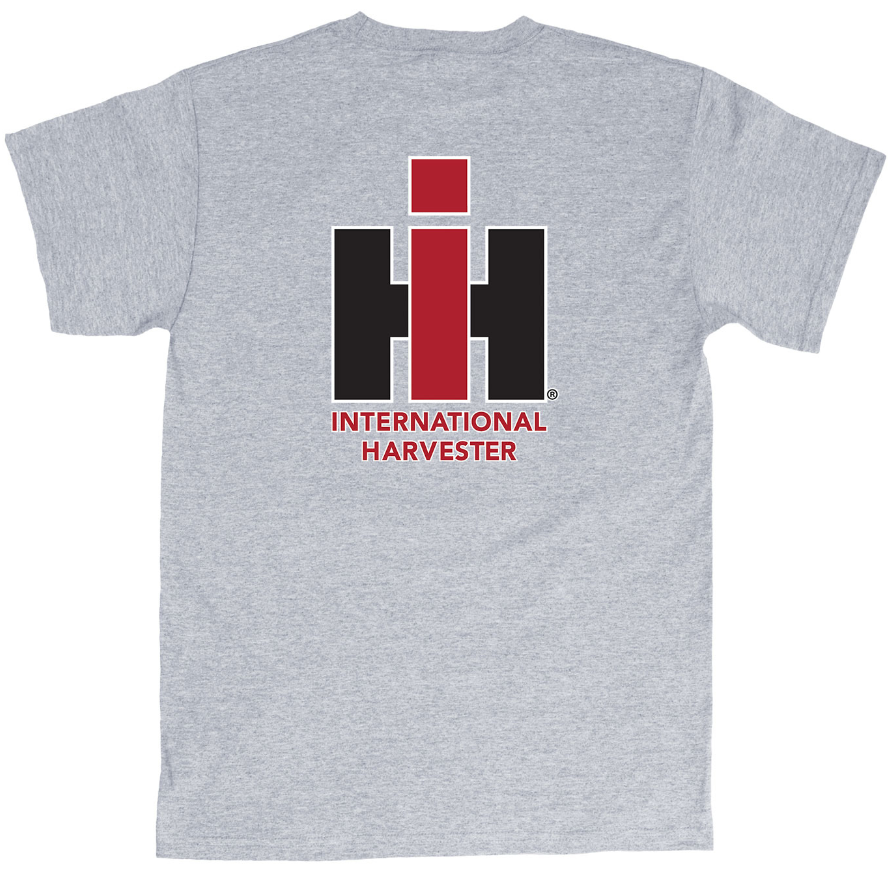 Big & Tall IH Logo Pocket T-Shirt