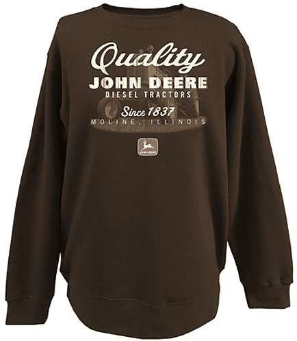 John Deere Diesel Tractors Sweatshirt