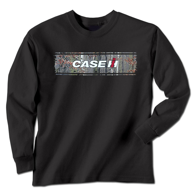 Case IH Camo Stripe Long Sleeve T-Shirt