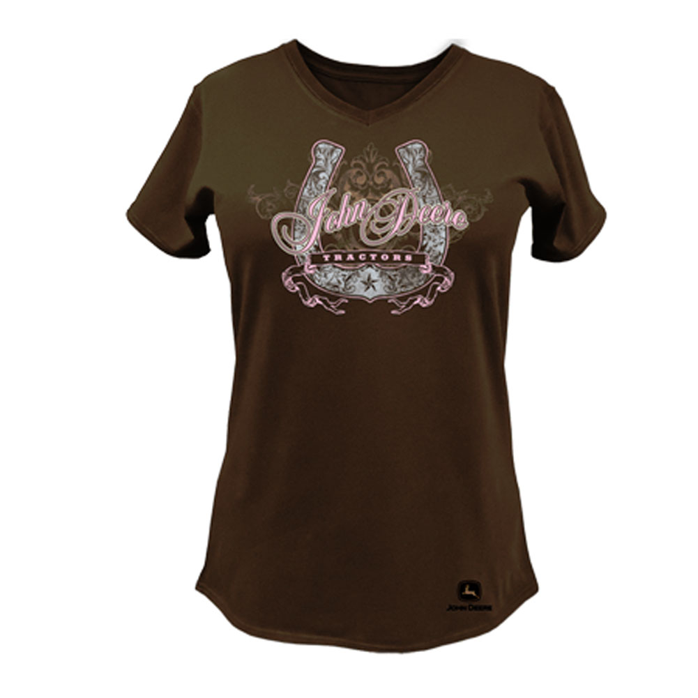John Deere Horseshoe T-Shirt
