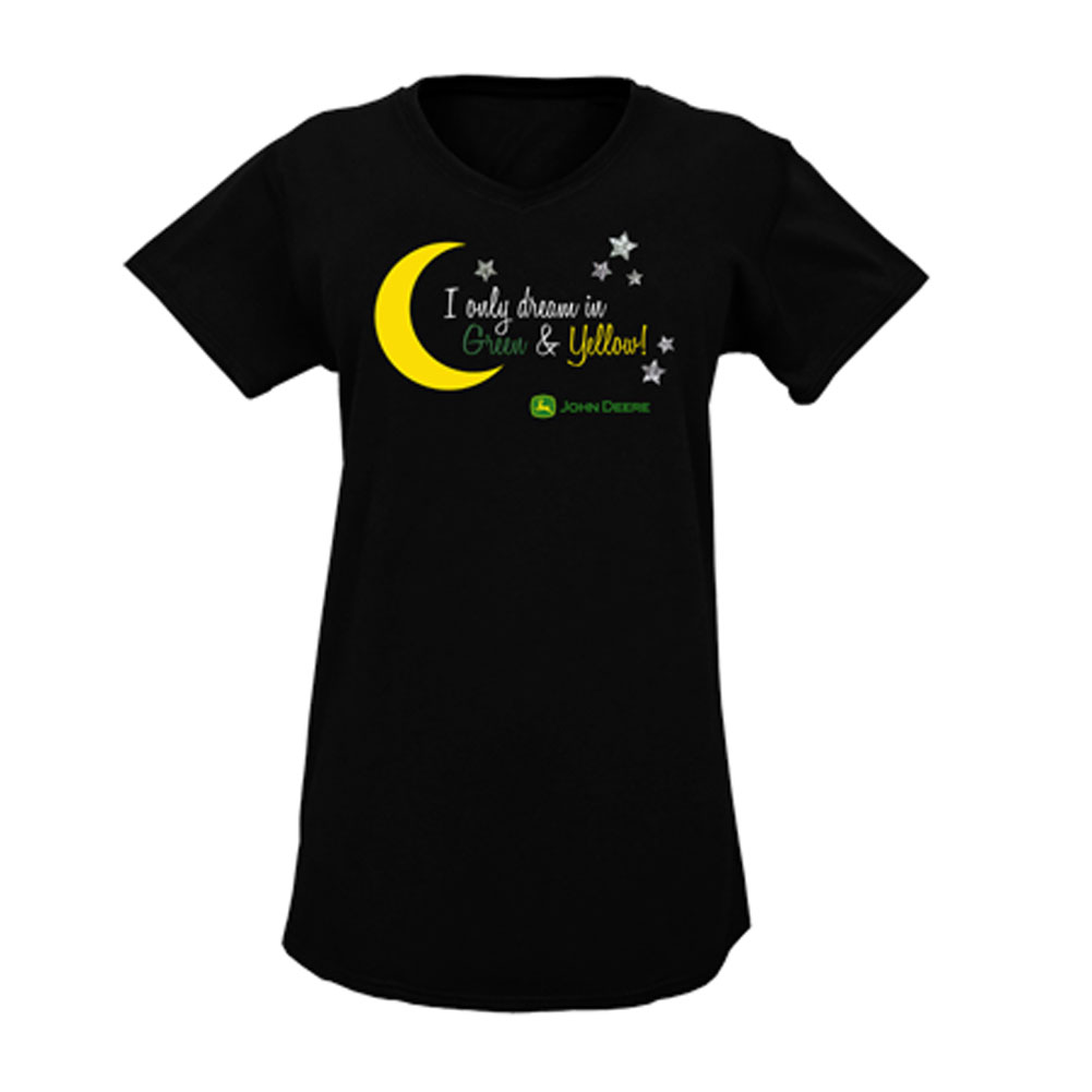 John Deere Sleep T-Shirt