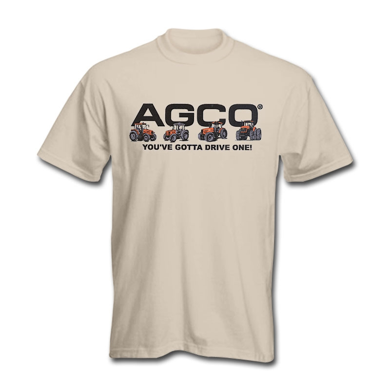 AGCO You Gotta Drive One T-Shirt