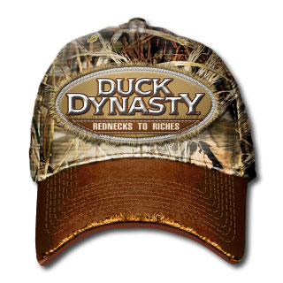 Duck Dynasty Rednecks To Riches Baseball Cap