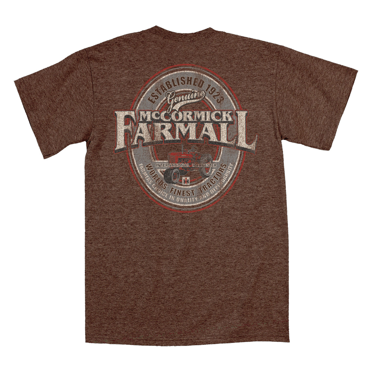 Case IH Farmall Oval T-Shirt