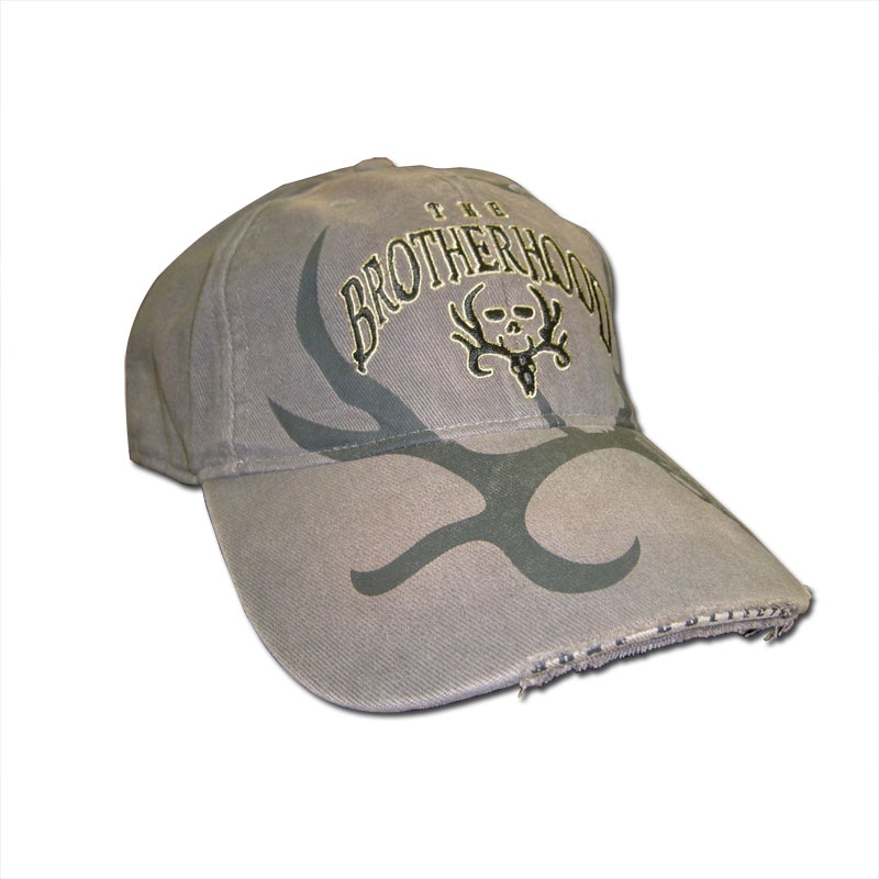 Bone Collector Brotherhood Baseball Cap