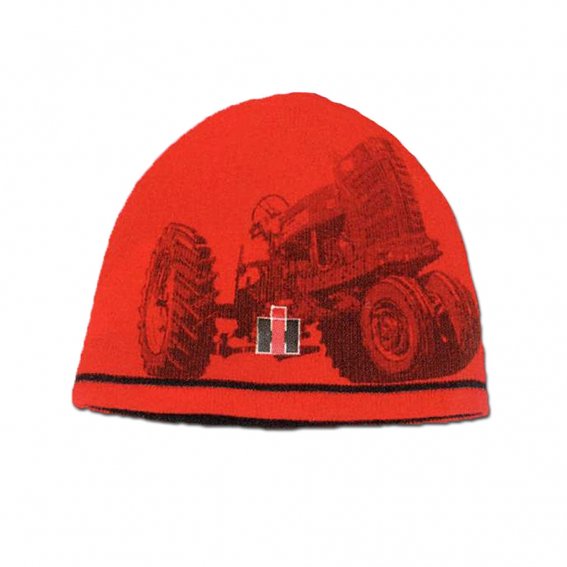 IH Tractor Reversible Beanie