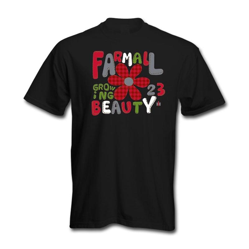 IH Farmall Growing Beauty T-Shirt