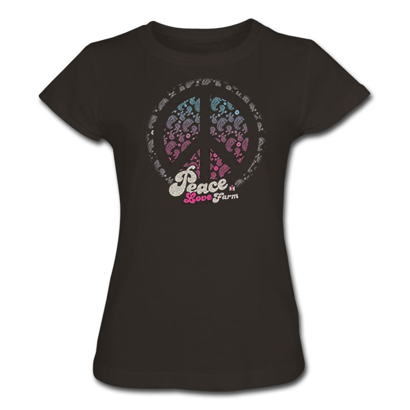 IH Peace Love Farm T-Shirt