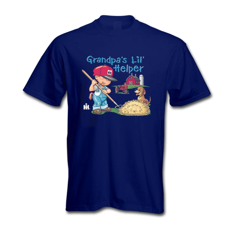 IH Grandpas Lil Helper T-Shirt