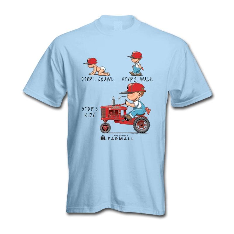 IH Three Steps T-Shirt
