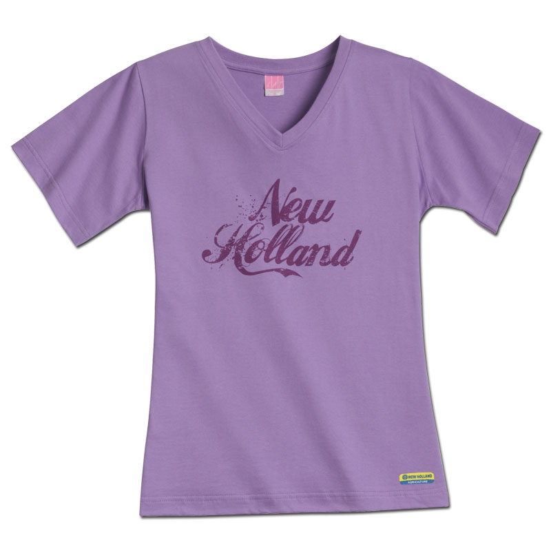 New Holland V-Neck T-Shirt
