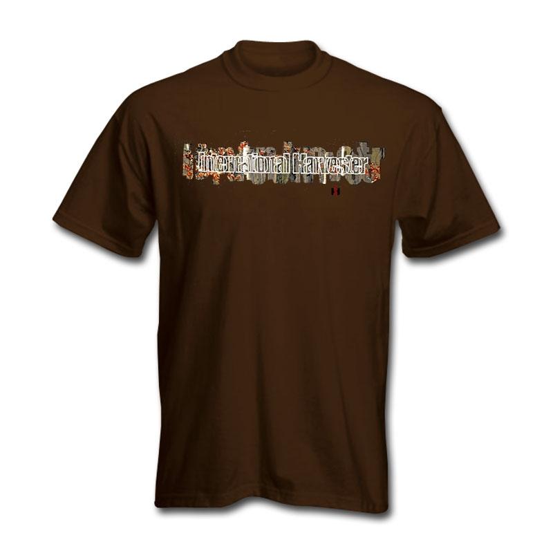 IH Farmall Camo Overlap T-Shirt