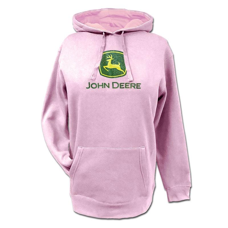John Deere Childrens Logo Hoodie