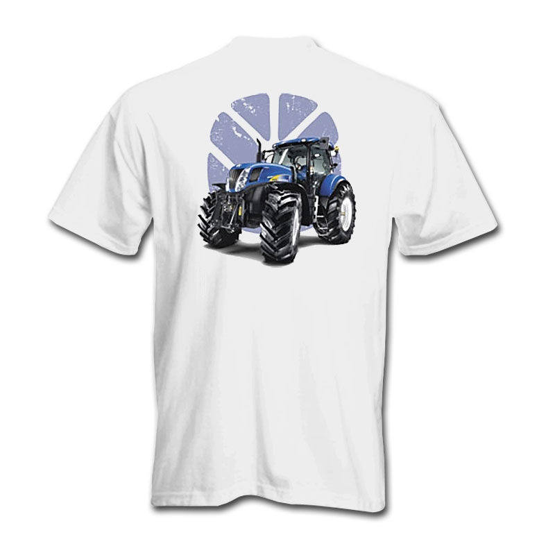 New Holland Tractor T-Shirt