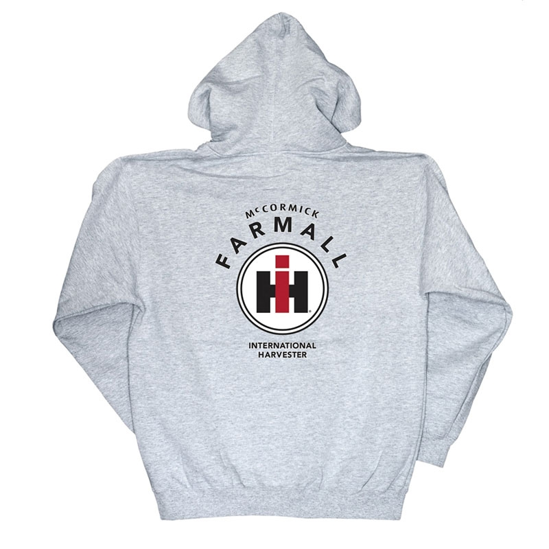 IH Circle Logo Zip Up Hoodie